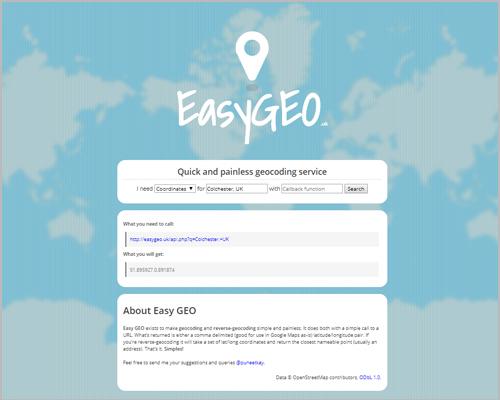Easy GEO