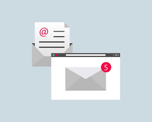 best fitness websites design Professional Email