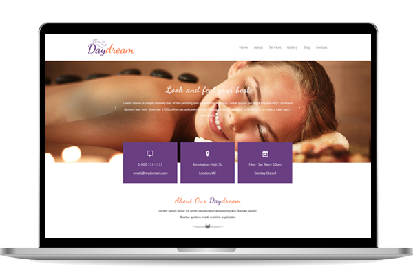 Skincare Web Designs Website Design For Skincare In London