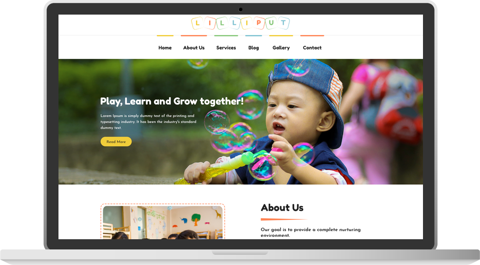 web-design-for-school
