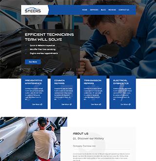premium-steers-wordpress-design